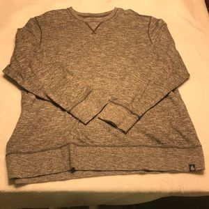 The North Face Gray Sweat Shirt